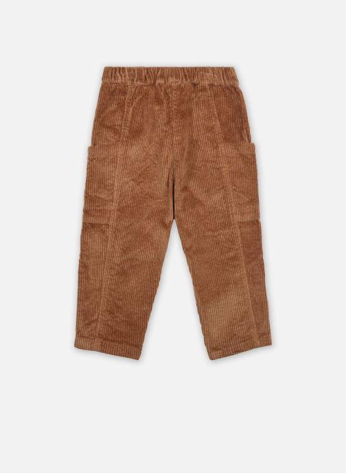 Vêtements A Monday In Copenhagen  Bibo Pants Marron vue portées chaussures