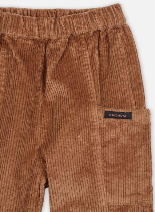 Vêtements A Monday In Copenhagen  Bibo Pants Marron vue face