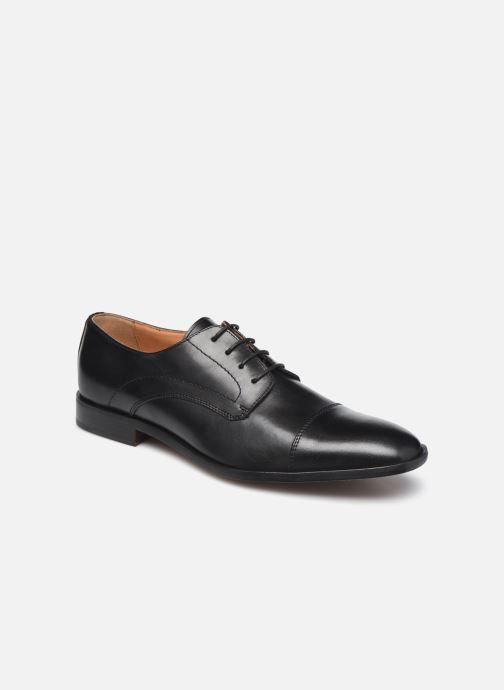 Schnürschuhe Marvin&Co Rufio schwarz detaillierte ansicht/modell