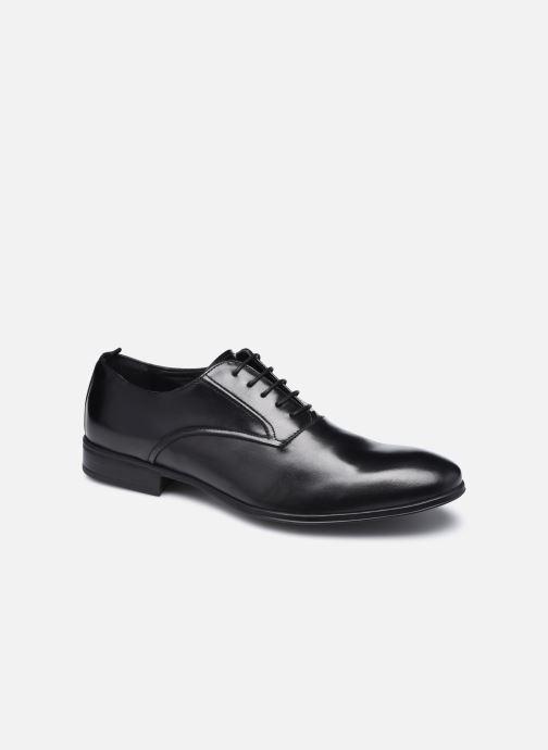 Chaussures à lacets Marvin&Co Rozalla Noir vue détail/paire