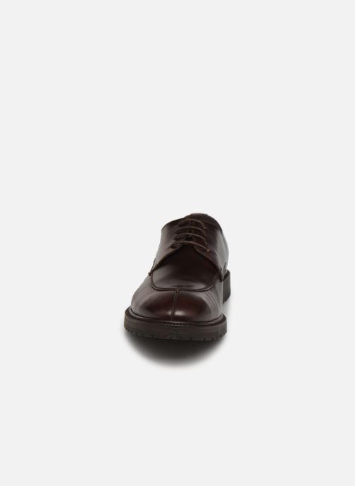 Scarpe con lacci Marvin&Co Rivermead Marrone modello indossato