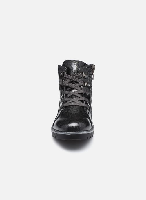 Stiefeletten & Boots Conguitos KI1 112 22 grau schuhe getragen