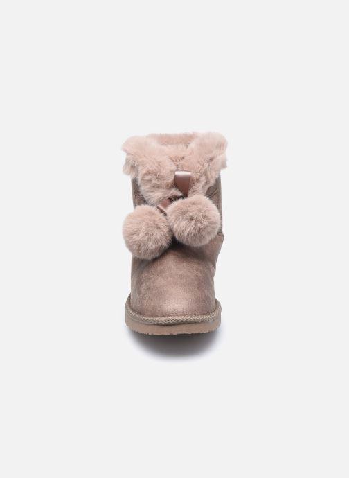 Stiefeletten & Boots Conguitos KI5 542 22 braun schuhe getragen