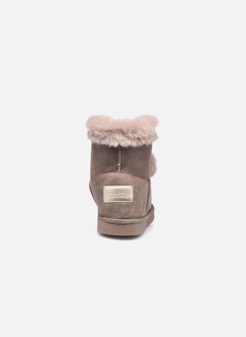 Stiefeletten & Boots Conguitos KI5 542 22 braun ansicht von rechts