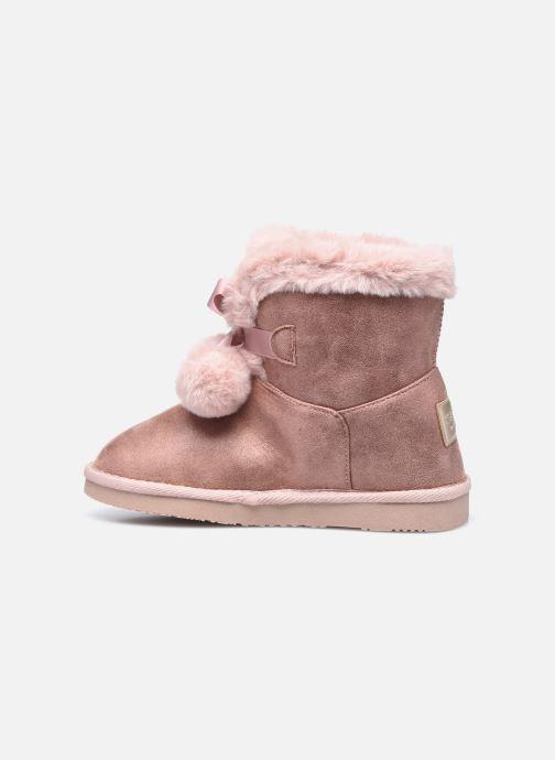 Stiefeletten & Boots Conguitos KI5 542 22 rosa ansicht von vorne
