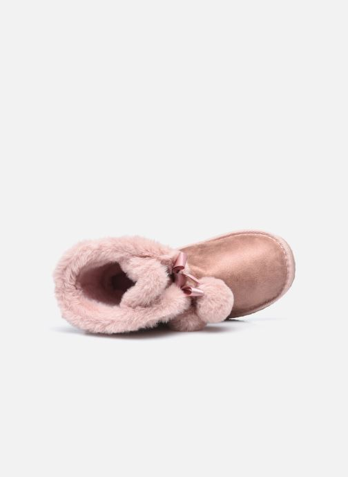 Stiefeletten & Boots Conguitos KI5 542 22 rosa ansicht von links