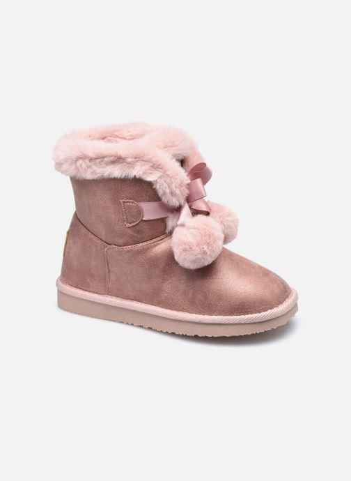 Bottines et boots Conguitos KI5 542 22 Rose vue détail/paire