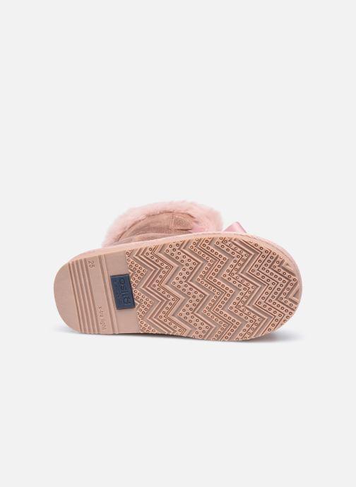 Stiefel Conguitos KIS 140 67 rosa ansicht von oben