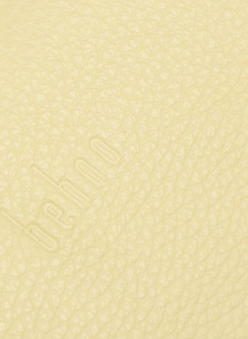 Bolsos de mano Behno Elizabeth Baguette Amarillo vista lateral izquierda