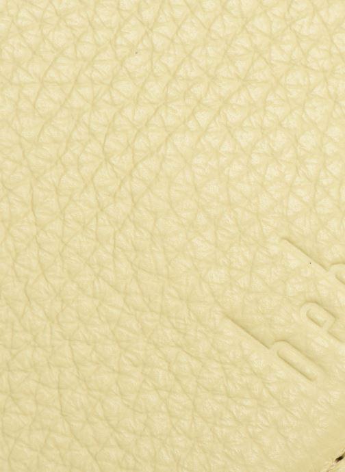 Bolsos de mano Behno Tilda Saddle Bag Micro Amarillo vista lateral izquierda