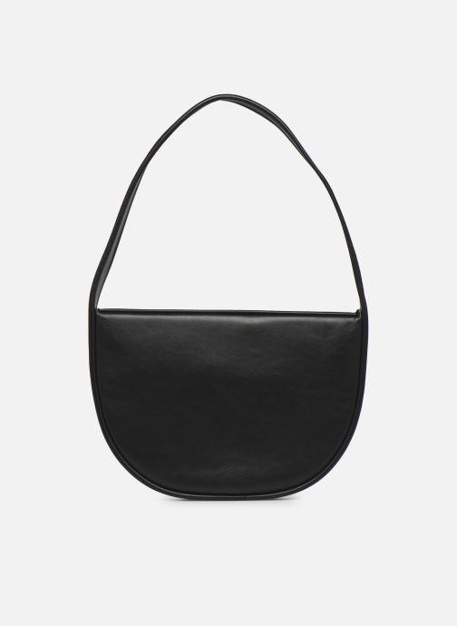Bolsos de mano Behno Greta Single Shoulder Bag Negro vista de frente