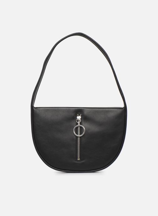 Bolsos de mano Behno Greta Single Shoulder Bag Negro vista de detalle / par