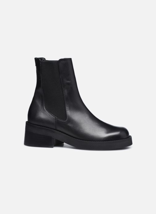Boots en enkellaarsjes E8 by Miista Thea Zwart achterkant
