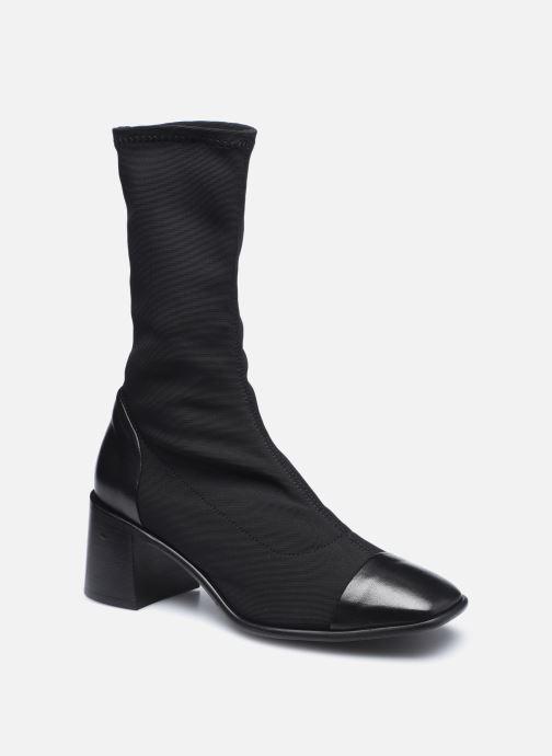 Bottines et boots E8 by Miista Lotta Noir vue détail/paire