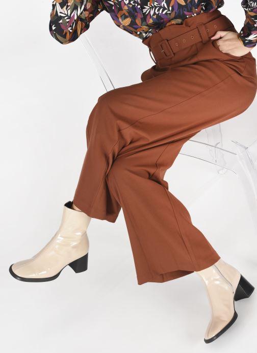 Boots en enkellaarsjes E8 by Miista Franny Beige onder