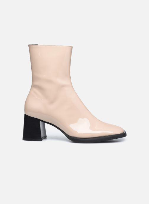Boots en enkellaarsjes E8 by Miista Franny Beige achterkant