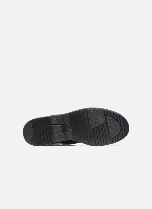 Stiefeletten & Boots Tommy Hilfiger Lace-Up Boot schwarz ansicht von oben