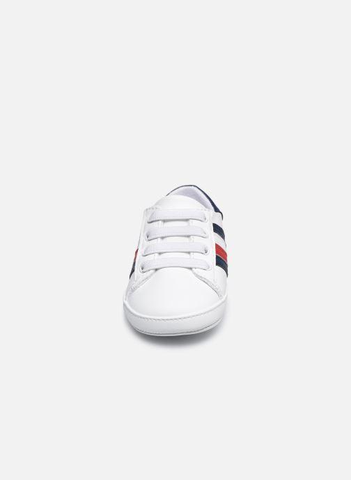 Sneaker Tommy Hilfiger Lace-Up Shoe weiß schuhe getragen