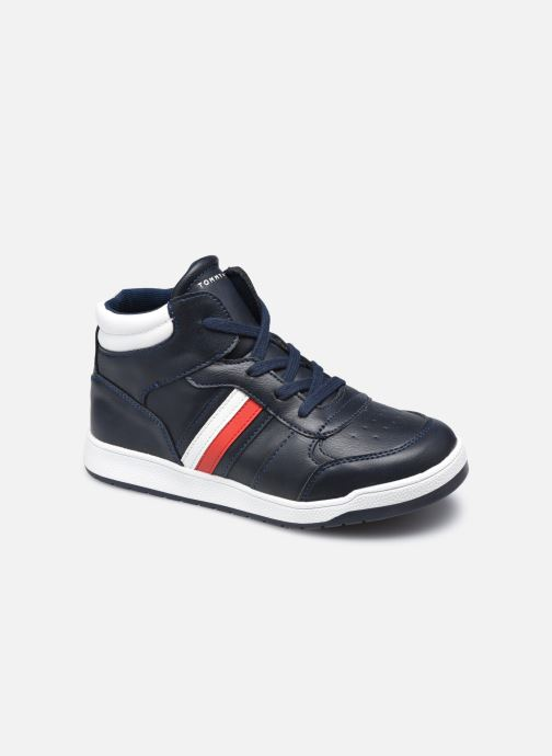 Baskets Enfant High Top Lace-Up Sneaker