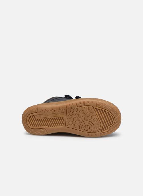 Deportivas Tommy Hilfiger Mid Cut Velcro Shoe Azul vista de arriba