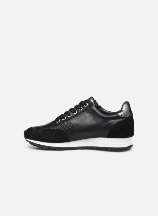 Sneaker Georgia Rose Soft Cezip schwarz ansicht von vorne