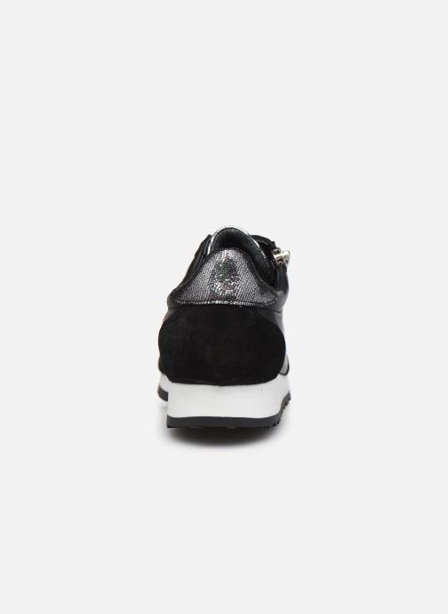 Sneaker Georgia Rose Soft Cezip schwarz ansicht von rechts