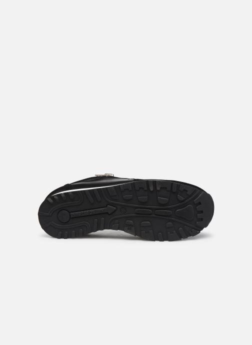 Sneaker Georgia Rose Soft Cezip schwarz ansicht von oben
