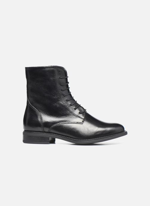 Bottines et boots Georgia Rose Soft Risouria Noir vue derrière