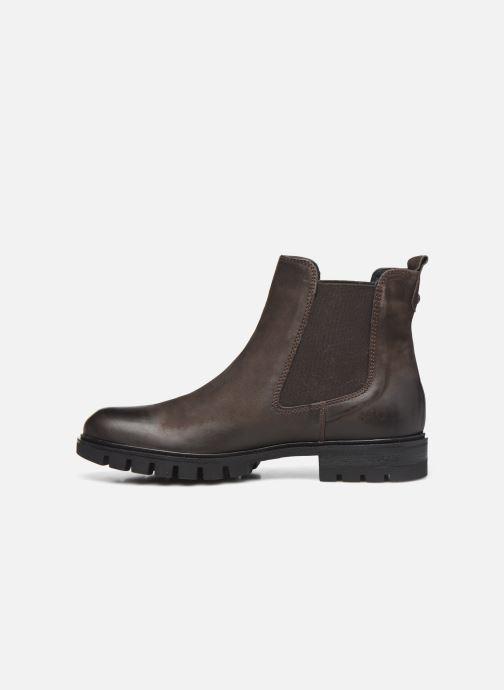 Bottines et boots Georgia Rose Soft Rachel Marron vue face