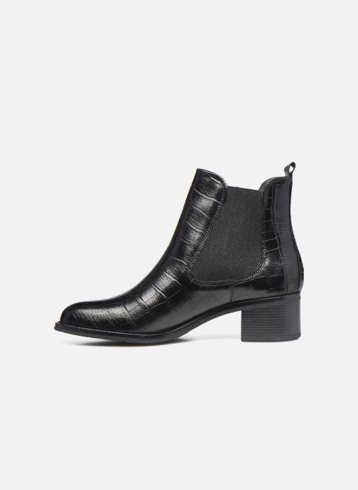 Bottines et boots Georgia Rose Soft Rita Noir vue face
