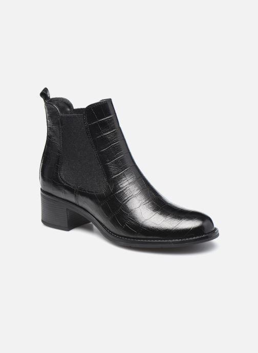 Bottines et boots Georgia Rose Soft Rita Noir vue détail/paire