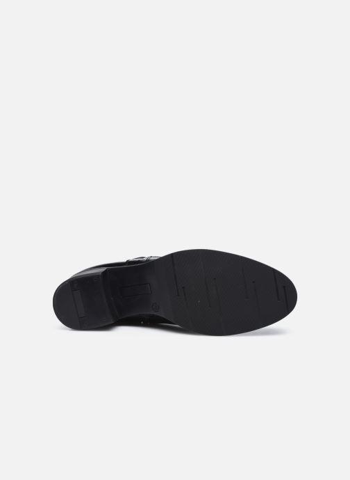 Stiefeletten & Boots Georgia Rose Soft Rozalla schwarz ansicht von oben
