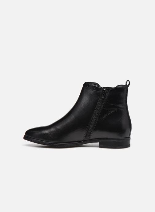 Bottines et boots Georgia Rose Soft Régine Noir vue face