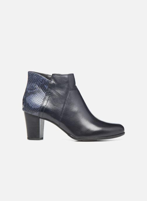Bottines et boots Georgia Rose Soft Roy Bleu vue derrière