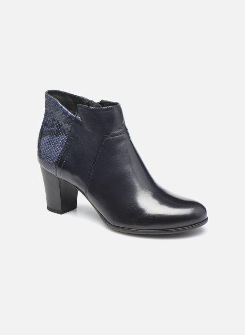 Bottines et boots Georgia Rose Soft Roy Bleu vue détail/paire