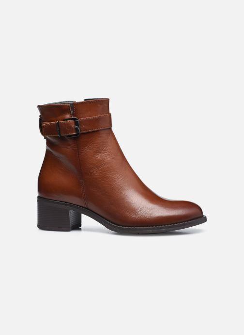 Bottines et boots Georgia Rose Soft Romane Marron vue derrière