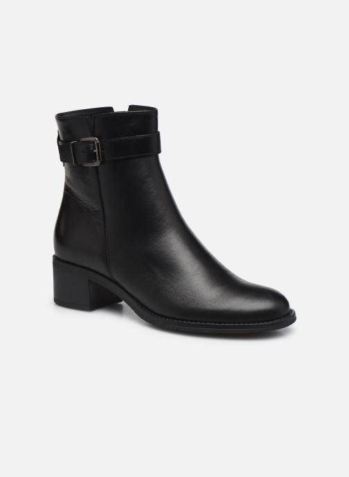 Bottines et boots Georgia Rose Soft Romane Noir vue détail/paire