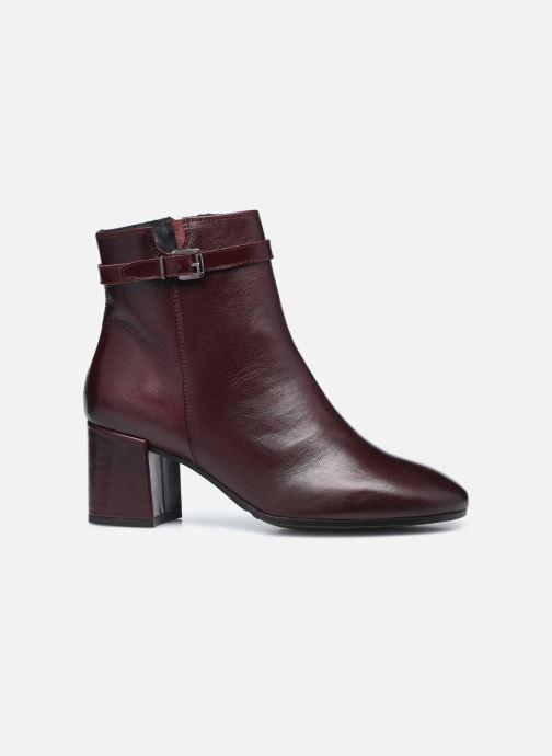 Bottines et boots Georgia Rose Soft Robine Bordeaux vue derrière
