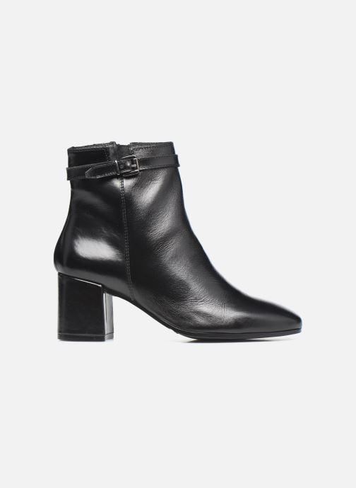 Bottines et boots Georgia Rose Soft Robine Noir vue derrière