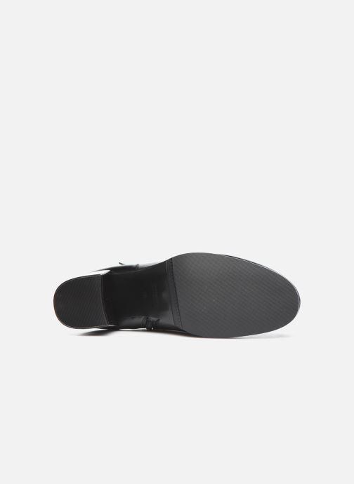 Stiefeletten & Boots Georgia Rose Soft Robine schwarz ansicht von oben
