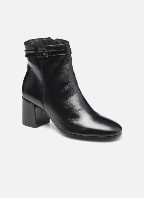 Bottines et boots Georgia Rose Soft Robine Noir vue détail/paire