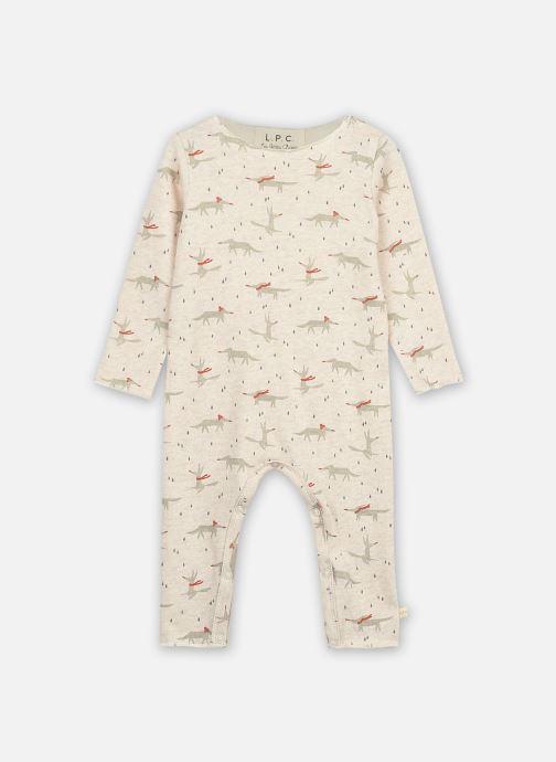 Vêtements Les Petites Choses Jumpsuit PJMIX Beige vue détail/paire
