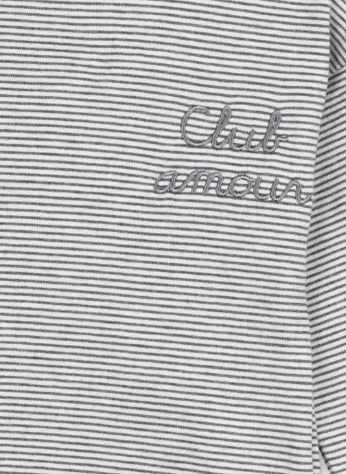 Vêtements Les Petites Choses T-shirt TFORTB Gris vue face
