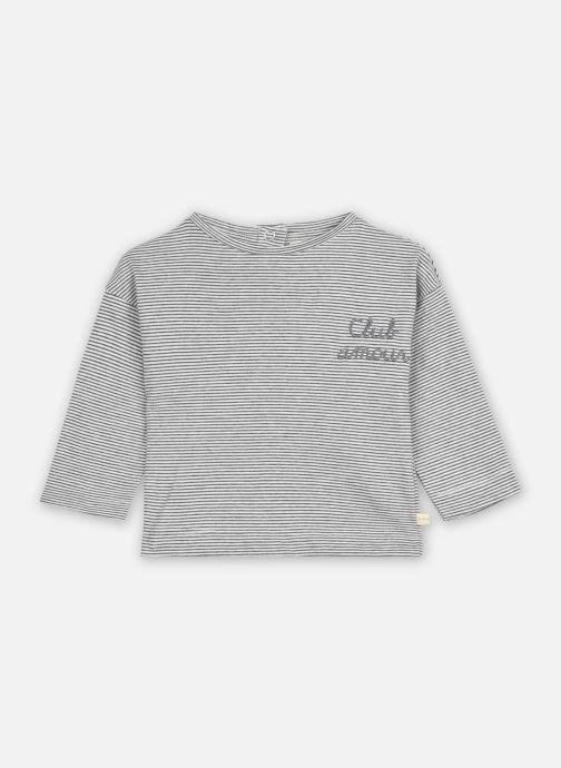 Vêtements Les Petites Choses T-shirt TFORTB Gris vue détail/paire