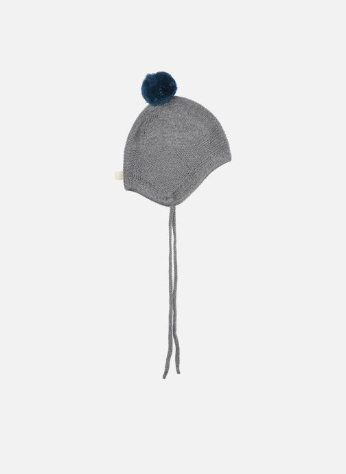 Bonnets Les Petites Choses Hat RILEY Gris vue portées chaussures