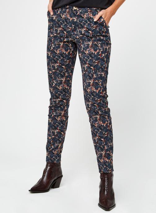 Vêtements Kanopé Pantalon Dahlia Floral Multicolore vue détail/paire