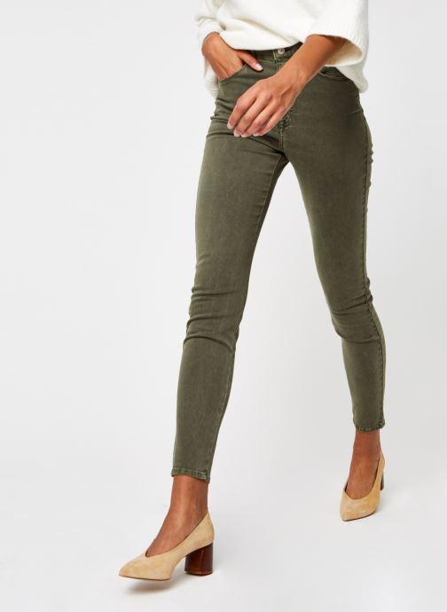 Vêtements Kanopé Pantalon Lise Vegetal Vert vue détail/paire