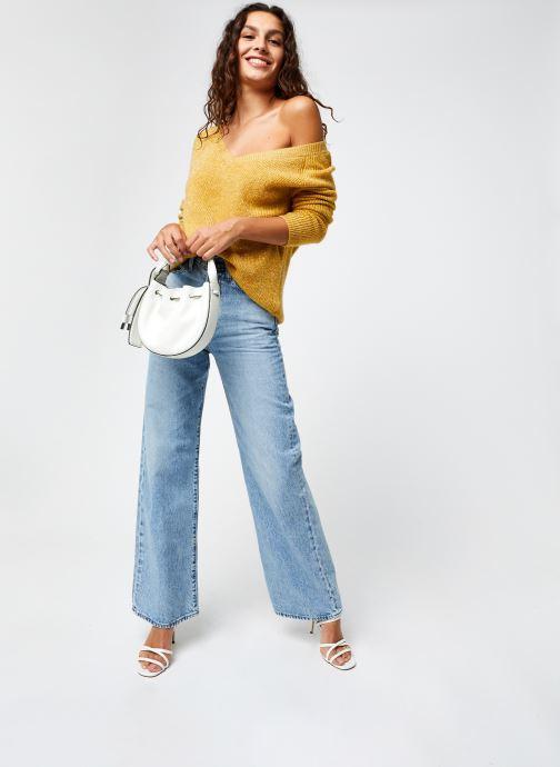 Vêtements Kanopé Pull Phoebe Or et bronze vue bas / vue portée sac