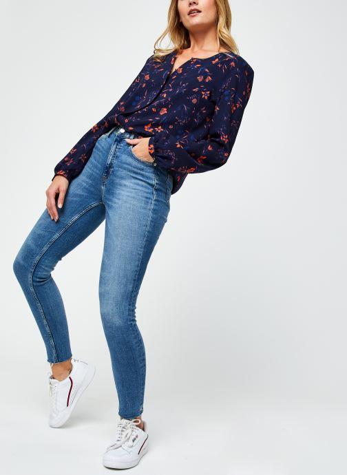 Vêtements Kanopé Chemise Doriane Dream Bleu vue bas / vue portée sac