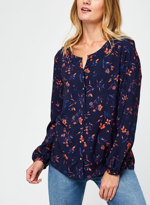 Vêtements Kanopé Chemise Doriane Dream Bleu vue droite